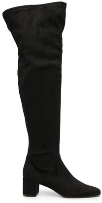 Roberto Festa Suede Thigh-High Boots
