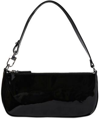 BY FAR Rachel Patent Leather Bag