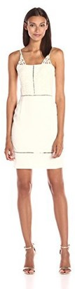 J.o.a. Women's Lace Tank Dress