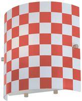Lite source inc. Checker Wall Sconce