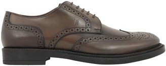 Tod's Tods Derby Bucature Formale Laced Shoe