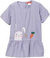 Funkyberry Bunny Tunic (Toddler & Little Girls)