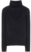 Diane von Furstenberg Gracey Wool And Cashmere Sweater