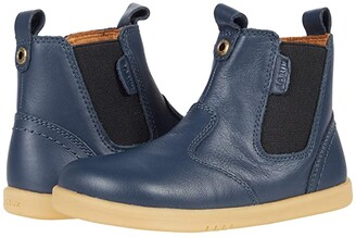 Bobux I-Walk Jodphur (Toddler) (Navy 2) Kid's Shoes