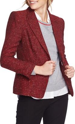 Court & Rowe Herringbone Tweed Blazer