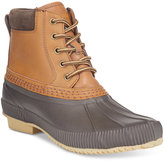 Tommy Hilfiger Men's Casey Waterproof Duck Boots, Only at Macy's
