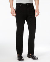 Michael Kors Men's Tailored Black Jeans