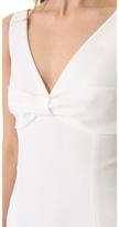Moschino Bow Bodice Dress