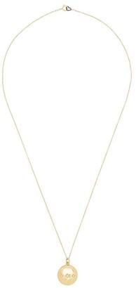 Sasha Samuel Hannah locket necklace