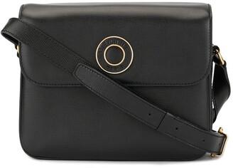 Céline Pre Owned Circle Logo Shoulder Bag