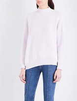 Mo&Co. Oversized chunky-knit jumper