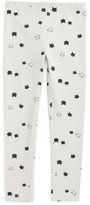 Tea Collection Toddler Girl's Moggy Cat Leggings