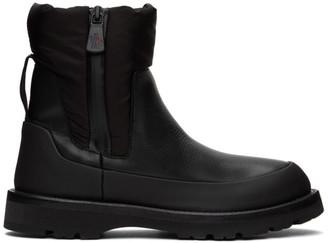 Moncler Black Rain Dont Care Boots