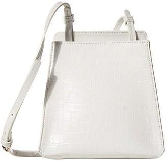 Who What Wear Peyton (White) Handbags