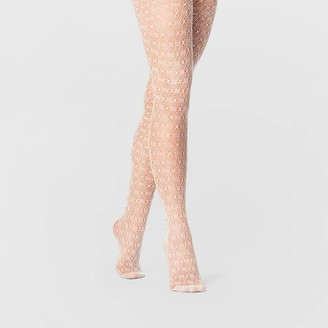 A New Day Women's Crochet Tights