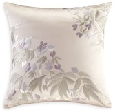 "Natori Wisteria Square Decorative Pillow, 18"" x 18"""