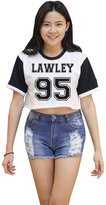 Me Women's Kian Lawley 95 Crop T-shirt