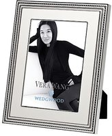 Vera Wang Metalware With Love Blanc Picture Frame 5X7