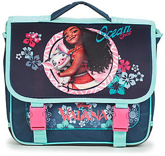 Disney VAIANA CARTABLE 38CM girls's Briefcase in Blue