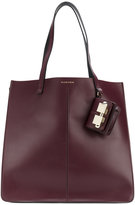 Carven shopper tote - women - Leather/Suede - One Size