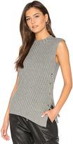 Sen Samantha Sweater in Gray. - size 2/M (also in 3/L)