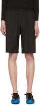 Comme des Garcons Black Workstitch Shorts