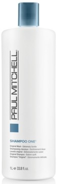 Paul Mitchell Original Shampoo One, 33.8-oz, from Purebeauty Salon & Spa