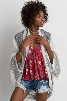 American Eagle Outfitters AE Printed Cocoon