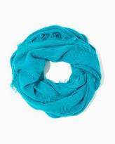 Charming charlie Knit Chevron Infinity Scarf
