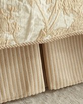 Dian Austin Couture Home Queen/King Fauna Stripe Dust Skirt