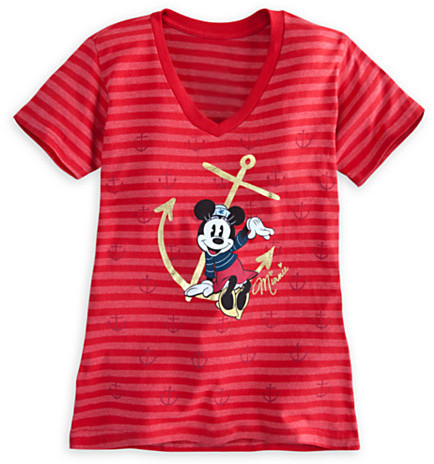 Disney Minnie Mouse Tee for Women