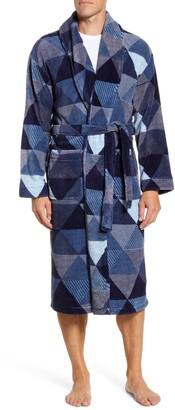 Majestic International Posh Plush Robe
