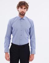 Calvin Klein Mini Gingham Dobby Shirt