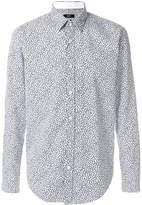 HUGO BOSS floral print shirt