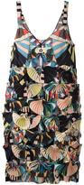 Givenchy 'Crazy Cleopatra' printed technical georgette dress - women - Silk - 38