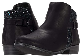 Mia Vana (Little Kid/Big Kid) (Black) Girl's Shoes