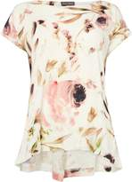 Phase Eight May Pearl Print Top