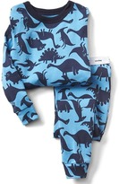 Gap Dino print sleep set