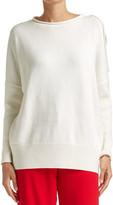 SABA Loren Cold Shoulder Knit