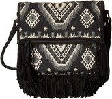 Scully Loretta Fringe Handbag