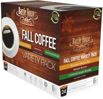 Barrie House 24-ct Fall Variety Pack Single Capsules