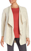Eileen Fisher Ribbed-Knit Cardigan