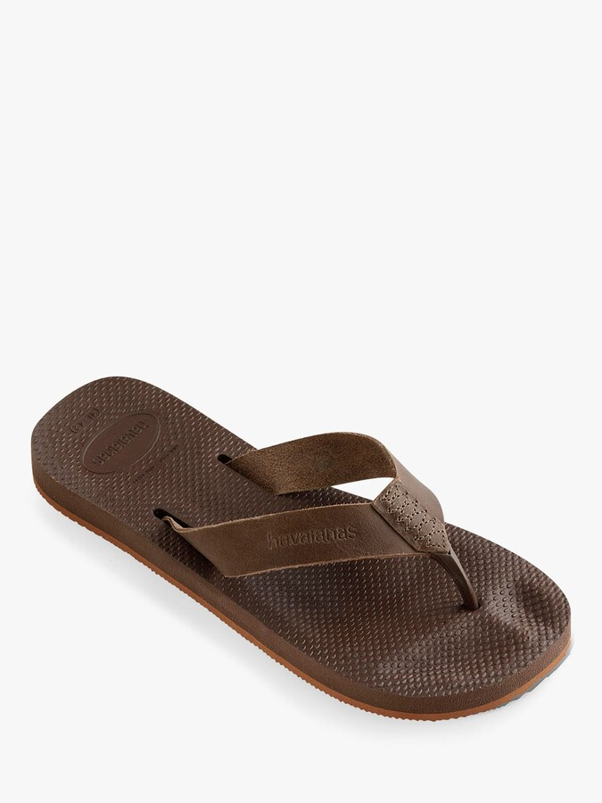 Thumbnail for your product : Havaianas Urban Special Flip Flops, Dark Brown