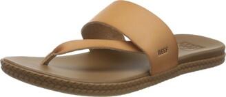 Reef Cushion Bounce Sol Womens Flip-flop Slide Sandal