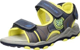Tom Tailor Men's 8071102 Ankle Strap Sandals