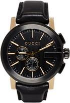 Gucci Black G-chrono Watch