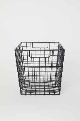 H&M Metal Storage Basket