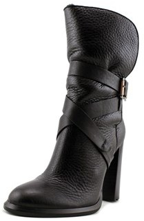 Calvin Klein Jeans Tanya Women Us 11 Black Ankle Boot.