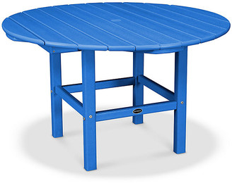 One Kings Lane Kids' Dining Table - Pacific Blue