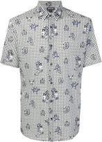 Just Cavalli printed shortsleeved shirt